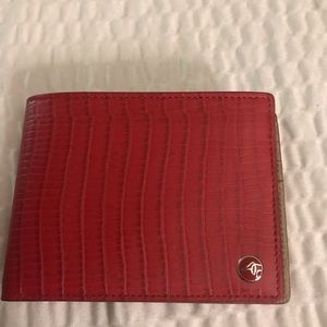 Louis Castel Paris Man's Leather Wallet New